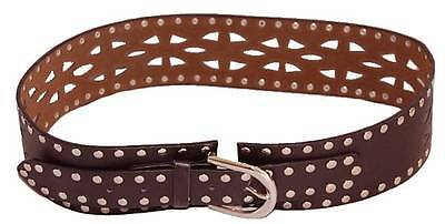 Western Cowboy CowGirl Costume Party Belt Vintage Style Boho Studded - Vintage Cowgirl Costume