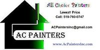 Painters and Tile Installers are needed for various projects
