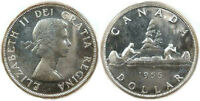 Canadian Silver Dollars before 1967 - $12.00 each
