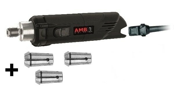 AMB 1050 FME-1 Mc Fräsmotor, Neues Model jetzt ab 3.500 U/min + 3 Spzangn