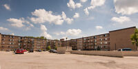 Maintenance-free living! 1 and 2 BDRM apartments in Stratford!