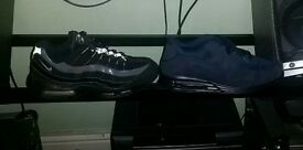 Nike 95s and Nike max size 7