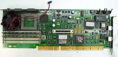 Diversified 651203523 Single Board Computer Esp 3521 Eisa Rev 1.2