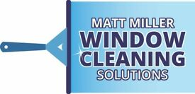 ***Matt Miller Window Cleaning Solutions. Portchester & Fareham***