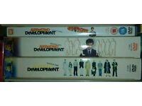 Arrested Development Comedy DVD boxset seasons 1-3