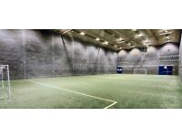 Looking for football players for indoor (3G Astroturf) 6-a-side! Ages 20s to 40s