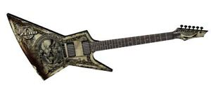 Dean Dave Mustain - In Deth We Trust electric guitar