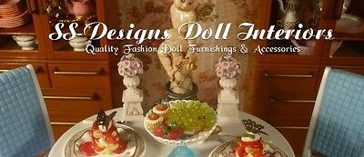 SS-Designs Doll Interiors