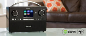 Roberts Stream 93i DAB/DAB+/FM RDS and WiFi internet radio