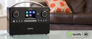 Roberts Stream 93i DAB/DAB+/FM RDS and WiFi internet radio