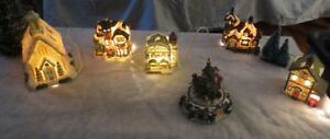 Christmas Villages Lots