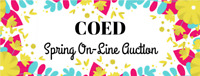 COED Spring On-Line Auction