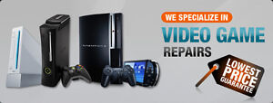 XBox 360 and PS3 Repairs done the same day!