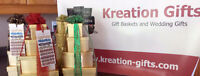 Gourmet Gift Baskets - Kreation Gifts