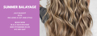 Balayage Hair Special!