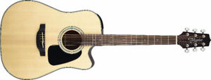 Takamine G Series GD30CE Dreadnought Cutaway Acoustic-Electric G