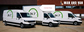 Man and van service near me movers home removal moped delivery