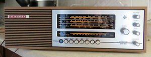 Telefunken AM/FM/SW1/SW2 Tabletop Radio