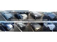"""Toyota Prius 1.8 2015(15) Hybrid 5 Seats""""READY TO VIEW""""(BIMTA CERTIFIED MILEAGE)"""