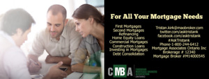 1st, Second Mortgages & Refinancing At The Best Rates !
