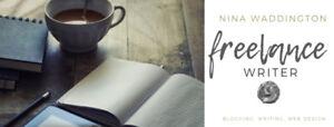 Freelance writer / blogger / web design