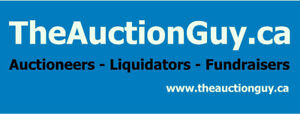 NEED TO LIQUIDATED YOUR BUSINESS CALL THE AUCTION GUY TODAY!