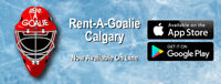 Rent A Goalie - Live Operator - 587 578 4625 or Text