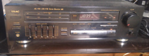 TEAC receiver/speakers/stands