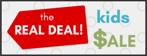 The Real Deal Kids Sale!