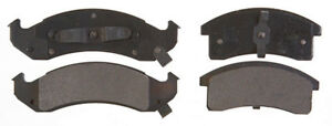 NOVA-POWER PRO ND623-7384  SEMI-METALLIC  BRAKE PADS (Box 21)