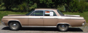 1964 OLDS SUPER 88 CELEBRITY, NEVER WINTER DRIVEN, 394 eng.