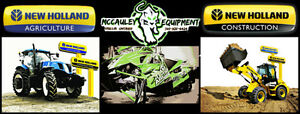Arctic Cat/ New Holland Tractor dealer: parts, service, sales!!