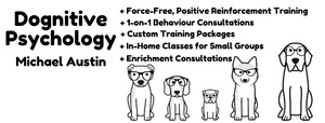 Dognitive Psychology: Dog Training and Consultation Services