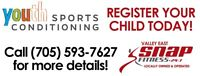 Youth Sports Conditioning @ V.E. Snap Fitness!
