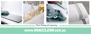End of lease cleaning from $159