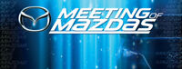 Meeting of Mazdas 2018 at Petticoat Creek Conservation Area