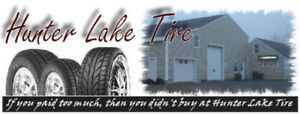 Looking to hire a service advisor at HUNTER LAKE TIRE