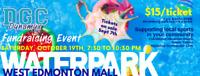 West Edmonton Mall WaterPark Fundraiser Event