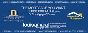 GET APPROVED for the Mortgage You Want!