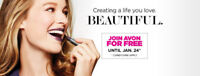 Need an Avon Rep? Interested in joining Avon? Contact me today!