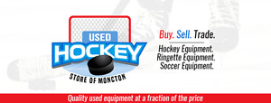 Buying and Selling used sports equipment