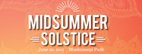 Midsummer Solstice in the Park