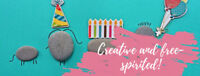 Creative free-spirited designers and developers club.