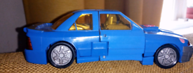 Transformer (vintage?) car