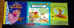 Livres pour enfants - books for kids