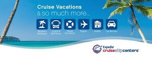 Win a FREE CARIBBEAN CRUISE Vacation with EXPEDIA! Peterborough Peterborough Area image 4