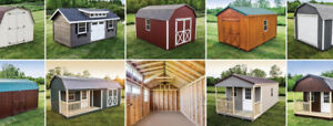 Woodtex Sheds and Garages