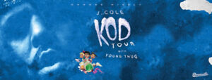 Selling 3 Extra Tickets to Jcole