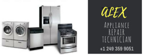 Alex appliance repair tecnician