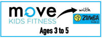 Kids Move (Ages 3 to 5)